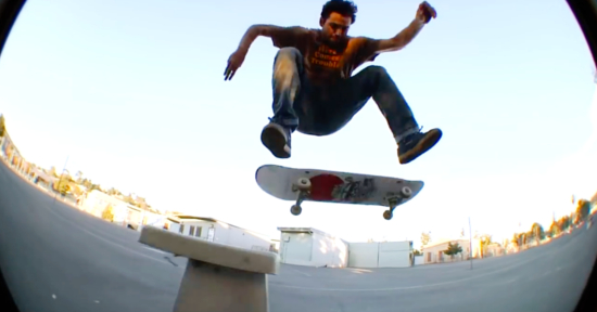 Paul Rodriguez for Primitive